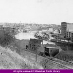 The Gallun Tannery Complex and the Milwaukee River