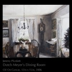 """Dutch Meyer's Dining Room"" by Jeremy Plunkett"