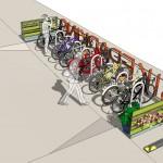 Bike Corral 1