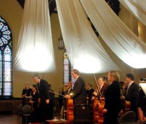 Milwaukee Chamber Orchestra - Richard Hynson, Music Director