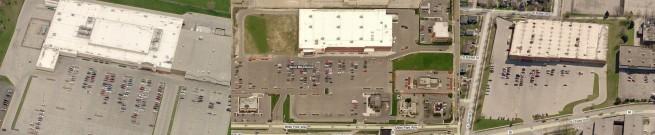 Milwaukee's Suburban Targets