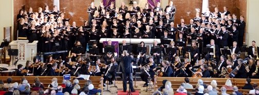 Bel Canto Chorus & Milwaukee Chamber Orchestra
