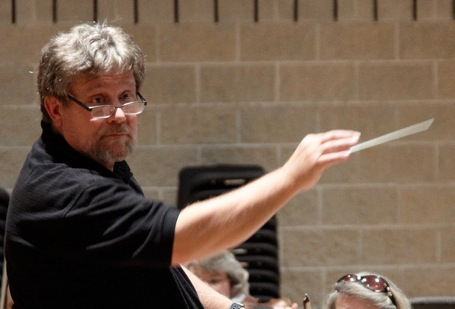 Monte Perkins Steps Down as Conductor of Festival City Symphony After 53 Years