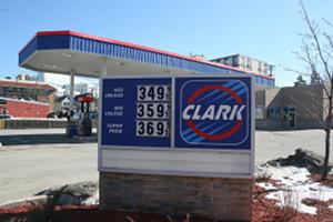 Gas Price in Milwaukee 3/10/2011