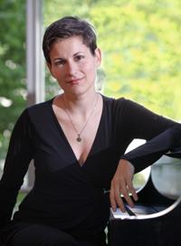 Anna Polonsky - pianist