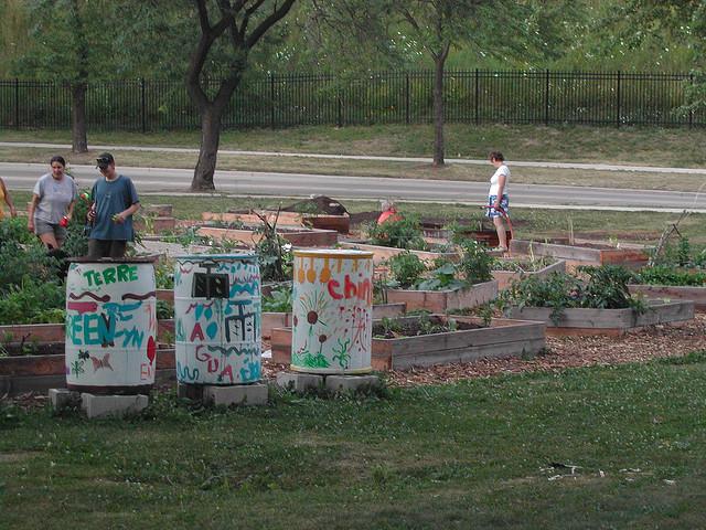 Urban Gardens Lead The Way For Water Policy In Milwaukee Urban Milwaukee