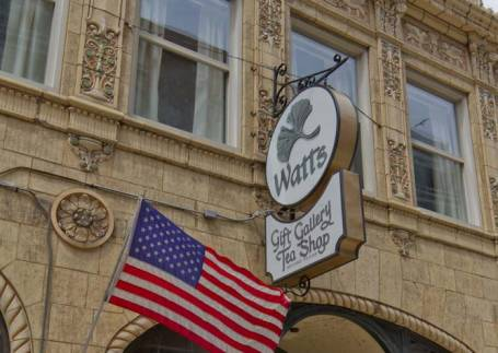 Watts Tea Shop