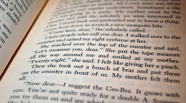 Judy Blume's Are you there God? it's me, Margaret