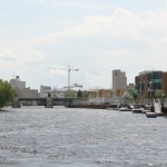 Milwaukee River (Moderne and Beerline construction)