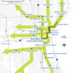Milwaukee Streetcar Route Extensions