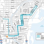 Milwaukee Streetcar Route