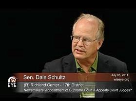 Sen. Dale Schultz Wisconsin