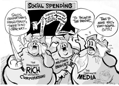 Social-Spending-Cuts
