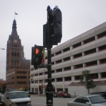 New Stoplights on Wells St.