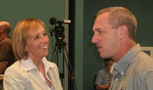 Sandy Pasch and Dan Knodl