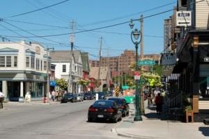 Brady Street, Milwaukee WI