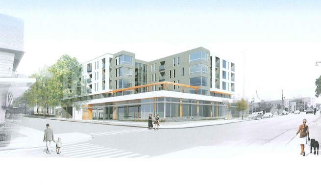 HSI's Revised Proposal - From North Avenue