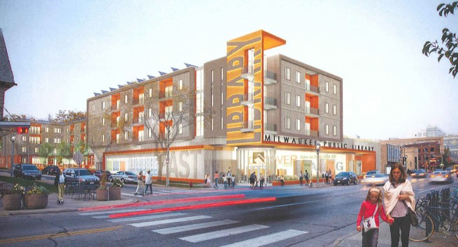Stonehouse's Revised Proposal - From North Avenue