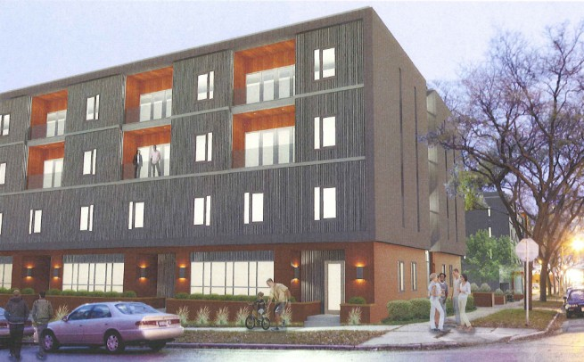 Stonehouse's Revised Proposal - Thomas Town Homes