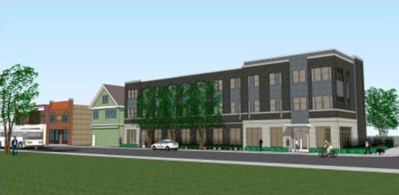 UMCS Phase III Rendering