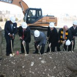 Ground being broken for Phase 2 of The North End development