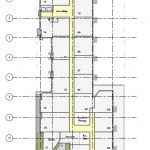 East Library 2nd Floor Residential Floor Plan