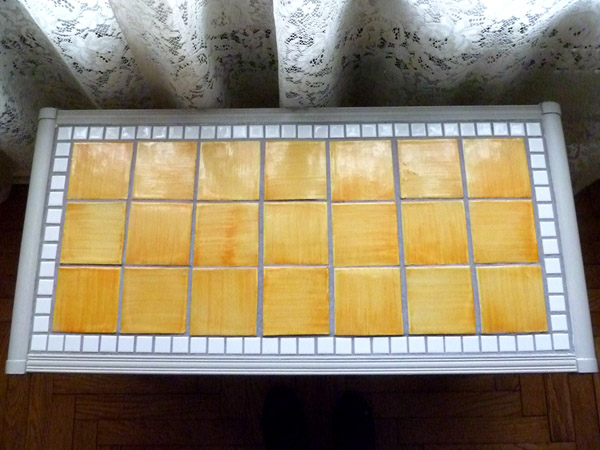 TCDIY Tile a Coffee Table Urban Milwaukee
