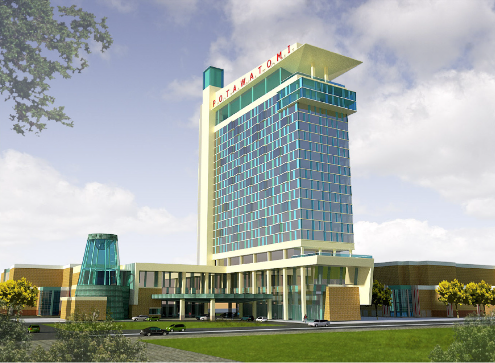 Potawatomi bingo casino new hotel