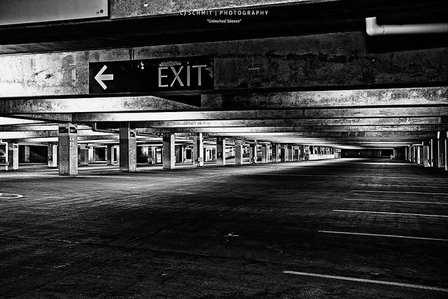 Uninvited Silence by CJ Schmit