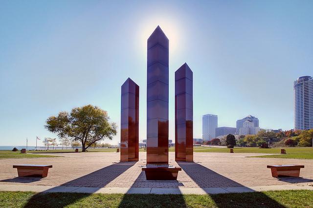 Veterans Memorial by John December