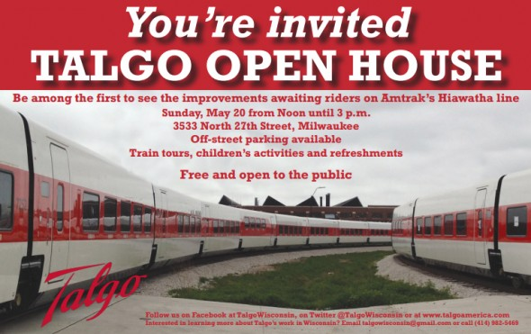 Talgo Open House