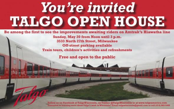 Talgo Open House