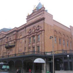 Pabst Theater. Photo taken February 23rd, 2007 by Jeramey Jannene.