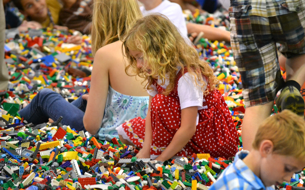 LEGO® KidsFest to Welcome 1,000,000th Visitor in Milwaukee Oct 7-9