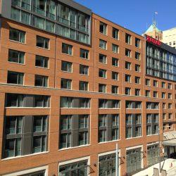 Milwaukee Marriott Downtown. Photo by Mariiana Tzotcheva