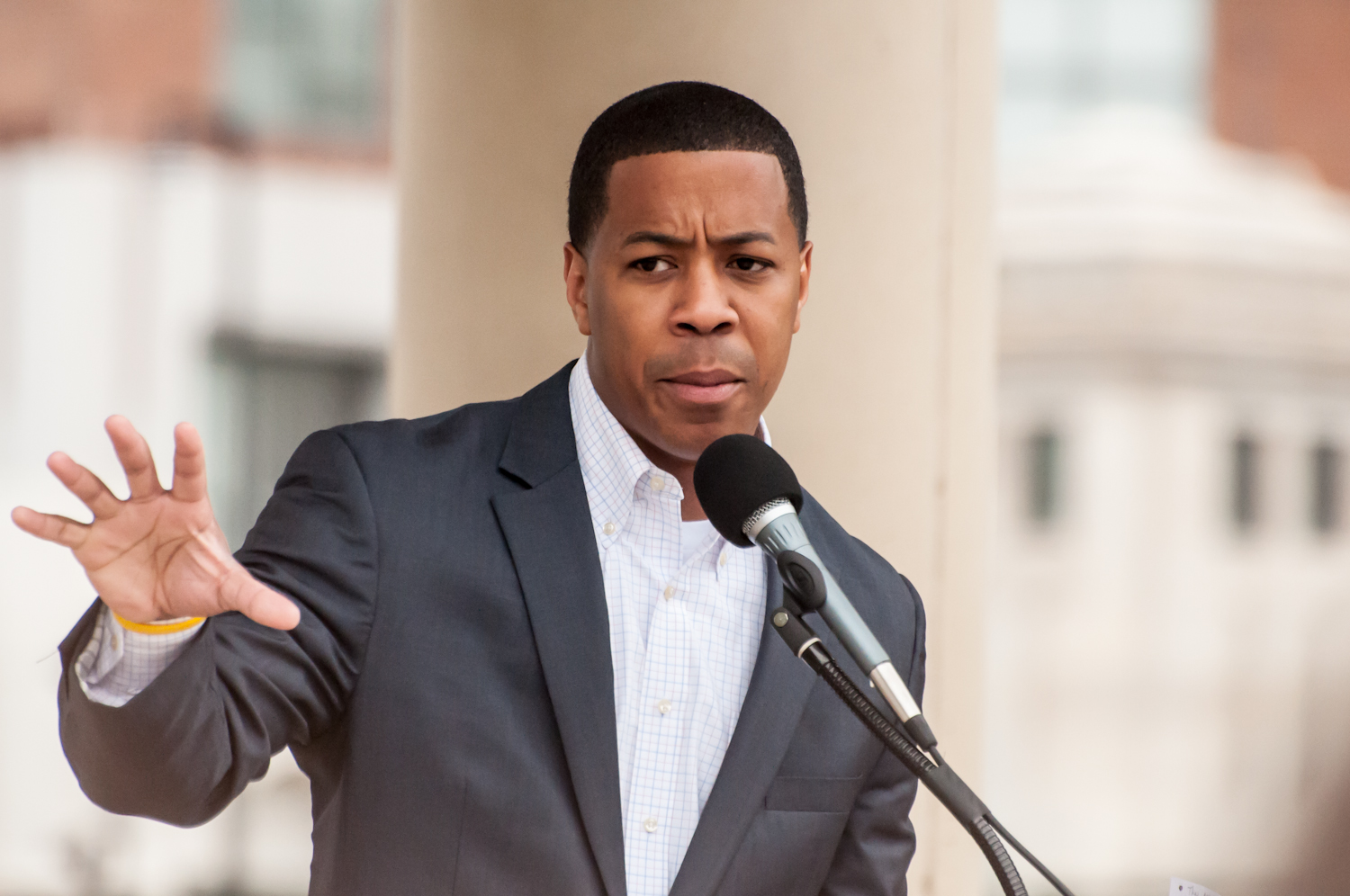 Mahlon Mitchell Posts Strongest Fundraising of All Democrats in Race to Replace Scott Walker