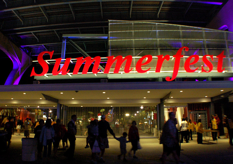 Summerfest Announces 2016 Grounds Stage Headliners