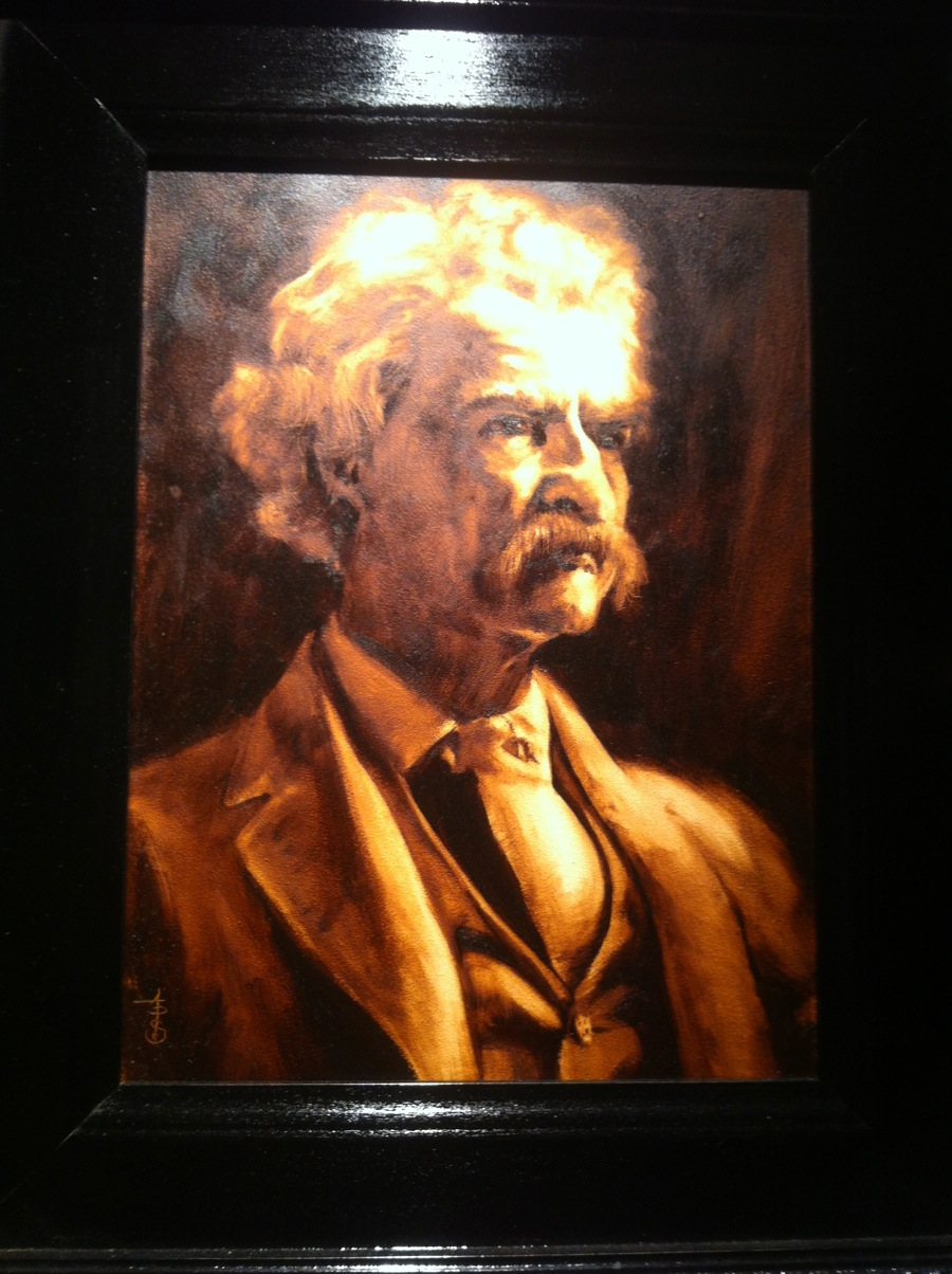 Anthony Sell - Mark Twain