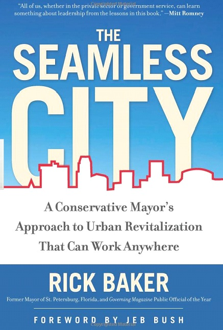 The Seamless City by Rick Baker