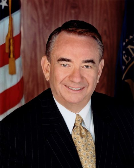 Tommy Thompson. Photo is in the Public Domain.