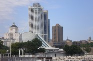 Milwaukee Lakefront Skyline