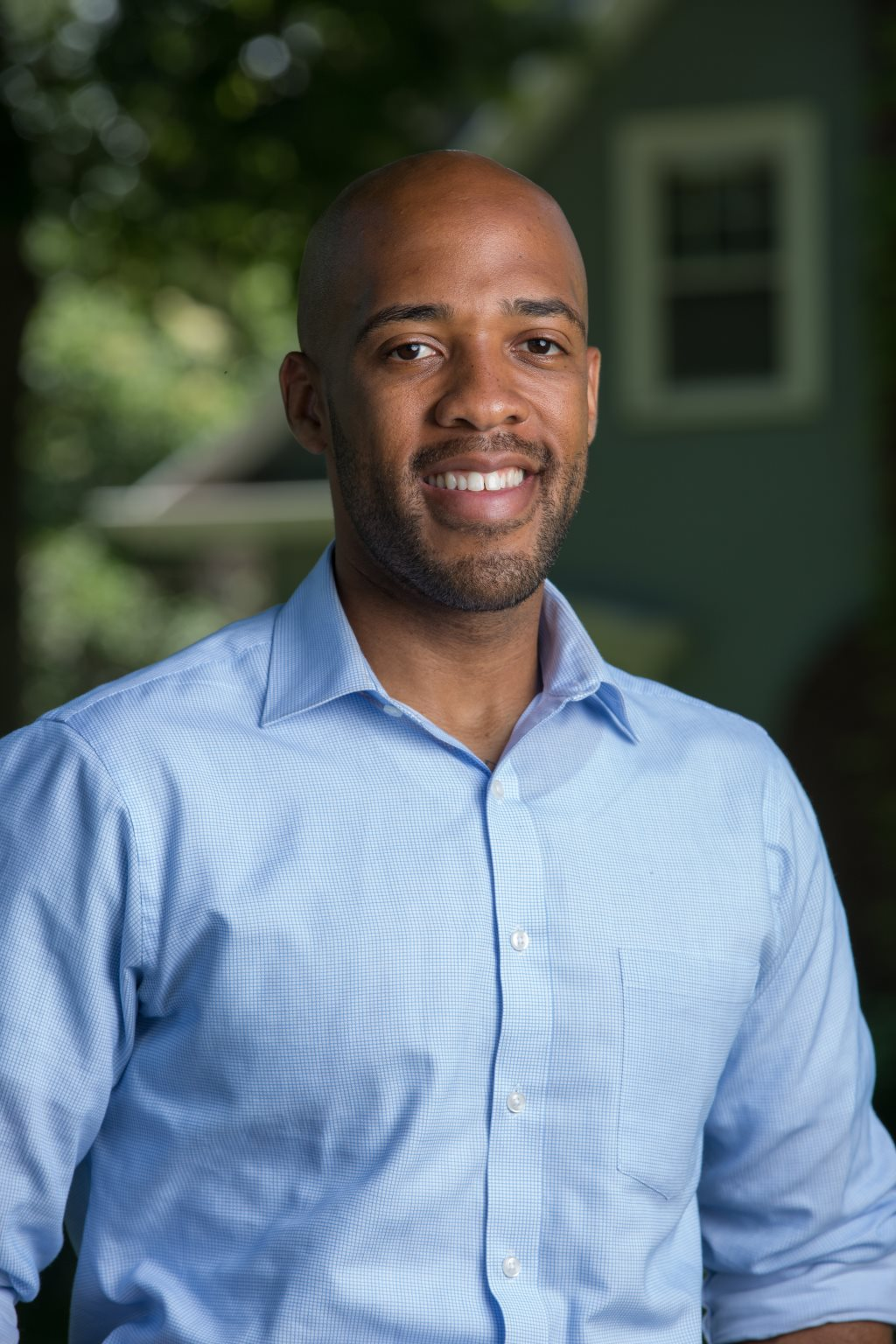 Mandela Barnes. Photo courtesy of Mandela for Wisconsin.