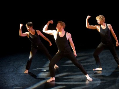 Art to Art: Seven new collaborations at Danceworks