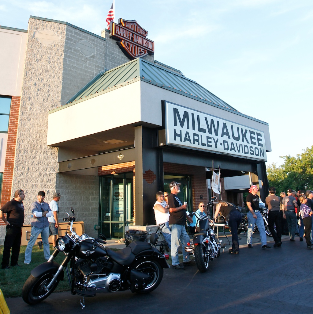Harley-Davidson World Dealers Conference rides home ...