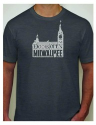 Doors Open Milwaukee 2012 T-Shirt