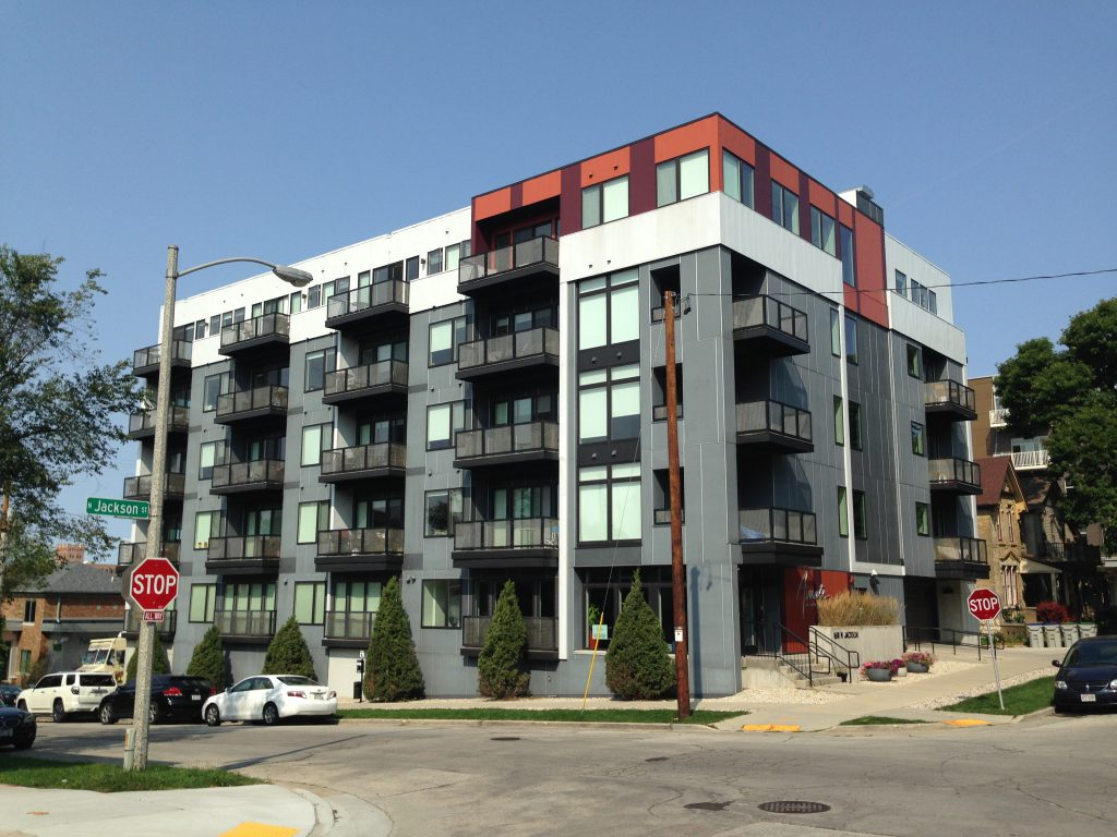 Avante Apartments, 1601 N. Jackson St. Photo by Mariiana Tzotcheva