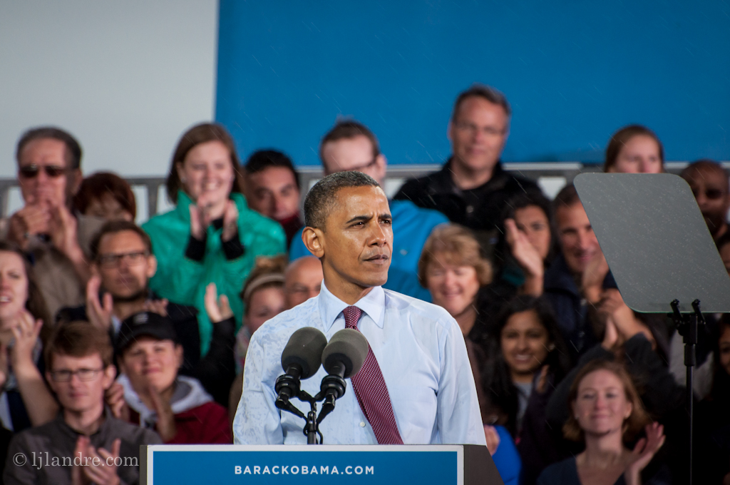 President Barack Obama Endorses Mayor Tom Barrett