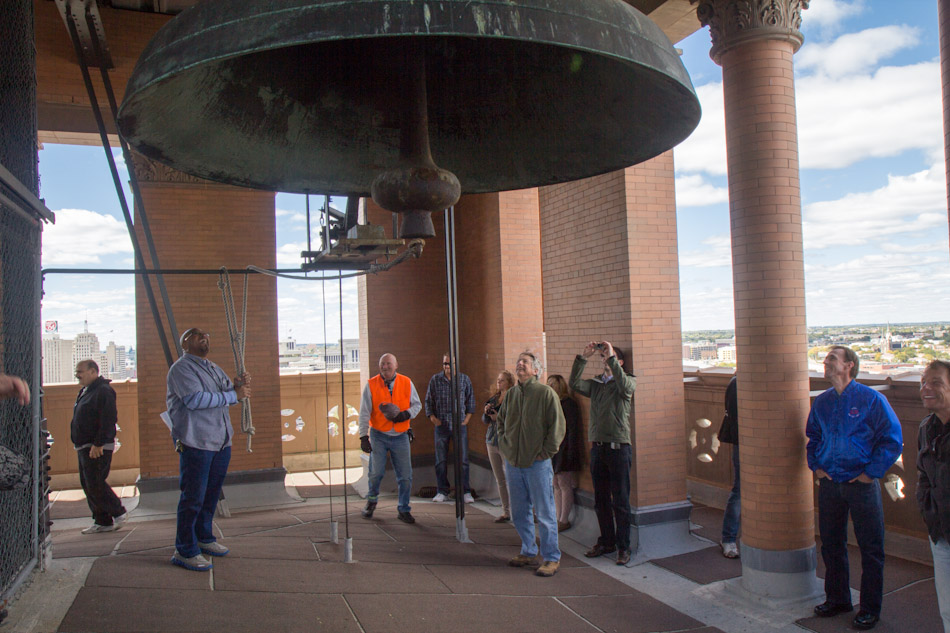 Ring the Bell. Photo taken September 23rd, 2012 by Erik Ljung. All Rights Reserved.