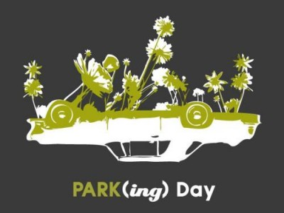 It's PARK(ing) Day, Let the Celebration Begin