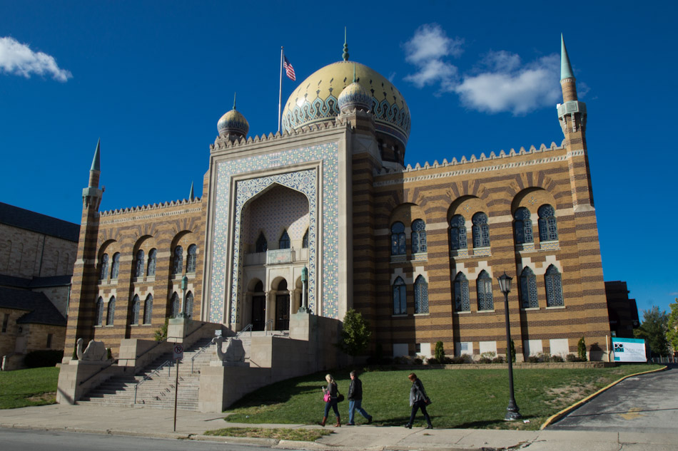 Doors Open Milwaukee - Tripoli Shrine Center. Photo taken September 23rd, 2012 by Erik Ljung. All Rights Reserved.